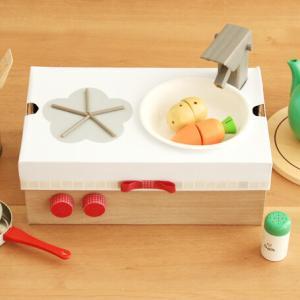 段ボールのままごとキッチンの作り方:簡単なのに蛇口もスイッチも動く本格派♪