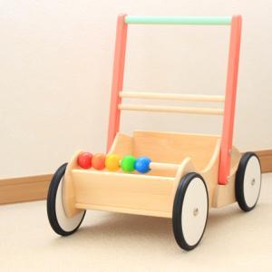 手押し車といえば絶対ボーネルンド!押して歩いて赤ちゃんのあんよを育てます【レビュー】