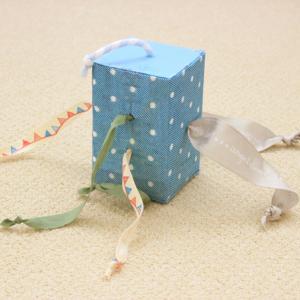 引っ張るおもちゃを手作りしよう!ひもが無限にひっぱれて好奇心をくすぐります