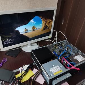 中古電源ユニットでパソコン復活。PayPayフリマで不具合を体験中。