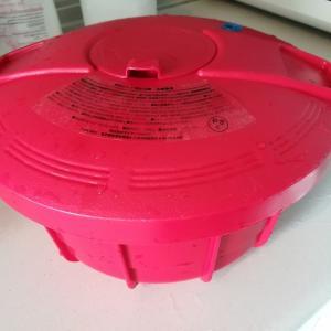 バンコク旅行④マイヤー電子レンジ圧力鍋でタイ米を炊く