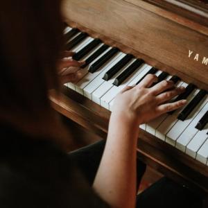 【小4】ピアノ頑張っております