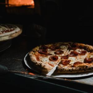 【小5】ピザ作り