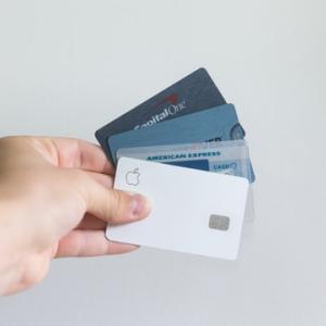 【小5】クレジットカード