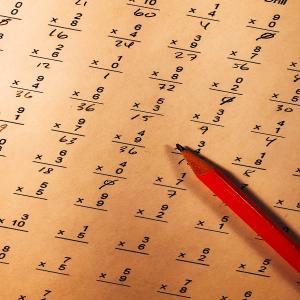 【小3】組み分けテスト、復習中