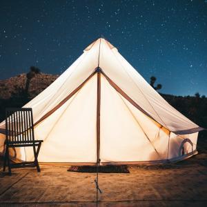 【小4】キャンプに行った!