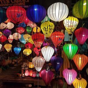 【ベトナム】ホアンキエム湖のナイトマーケットを味わってみた