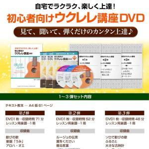 「初心者向けウクレレ講座DVD」