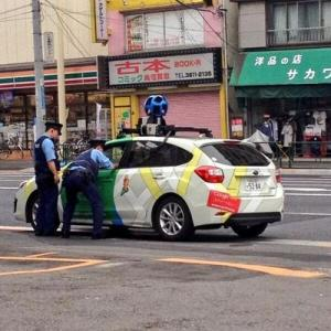 Googleストリートビューってどうやって撮影してるの?