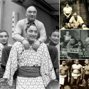 家族はみんなお相撲さん