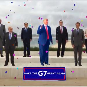 茶番を演じるG7首脳!トランプ大統領復活近し!?コロナと2020米大統領選挙の嘘がバレる日
