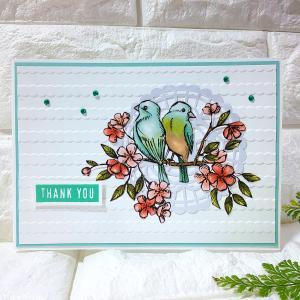 鳥さんカード
