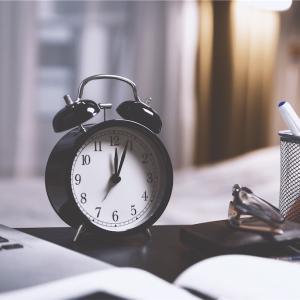 サラリーマンでも時間を作るための3つの方法