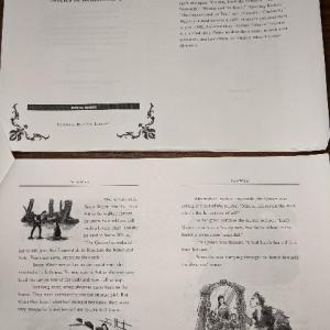 多読キッズからの音読お便り④:7-day English・Stories To Remember テキスト独り読み(小4)