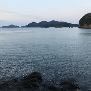 2/8 チヌ渚釣り 南伊勢