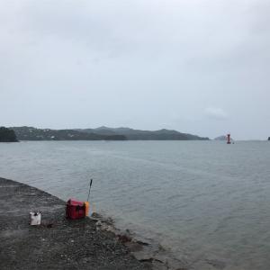 終日雨で寒かった in南伊勢
