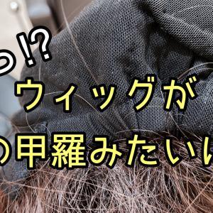 【ウィッグの修理】えっ!?ウソやろ〜!ウィッグが亀の甲羅みたいに固まってる…  | 医療用ウィッグを扱う美容師 谷田修一