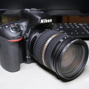 年末スペシャル! タムロン 28-75 F2.8 ニコン用レンズを買ったのでレビューします!