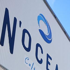 N'OCEAN(ノーシャン)<神戸・垂水>の シーフードパエリアランチ