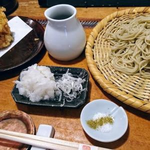 衣掛庵昌<神戸・須磨>の かきあげおろし蕎麦