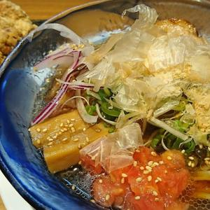 麺屋㐂八(きはち)<神戸・須磨>の 夏限定ラーメン