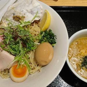 麺屋貝原<神戸・西区>の 牡蠣つけ蕎麦②