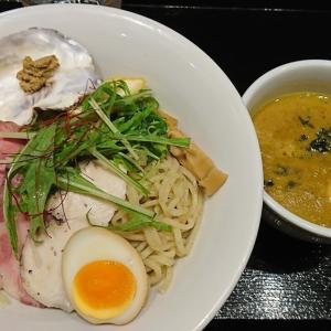 麺屋貝原<神戸・西区>の 牡蠣つけ蕎麦③