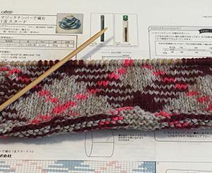 編んでみました。。。