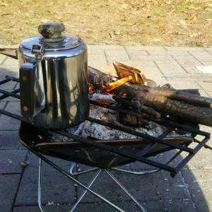 ソロキャンプで焚火の3大ベネフィットを満たす焚火台5選