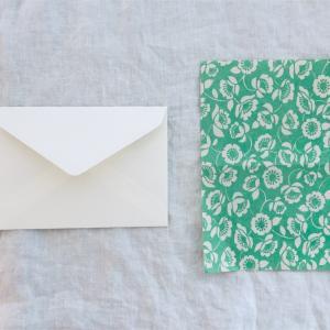 【無印良品週間】無印の紙もの・レターセット、ご祝儀袋など
