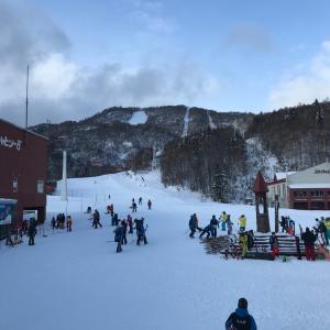 札幌国際スキー場(2回目)