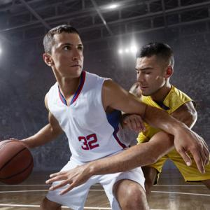 バスケットボール選手の給与年収は?有名選手になれば年収1億円も可能