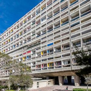 マンション(集合住宅)か戸建てか?ル・コルビジェの『ユニテ・ダビタシオン』素敵な集合住宅。