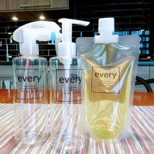 オーガニック洗剤every(エヴリィ)。多目的な洗剤で家の洗剤を1本化?