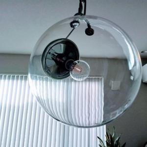 アルテミデ・ミコノスの初めての電球交換。LED電球もいろいろ。