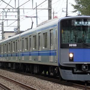 8両編成 20155F