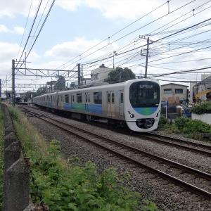 西武鉄道 30000系