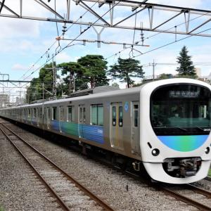 西武新宿線 38104F
