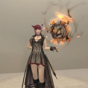 燃える!イフリート武器【ヒーラー編】