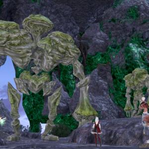 暴食の岩巨人「グランズイーター」