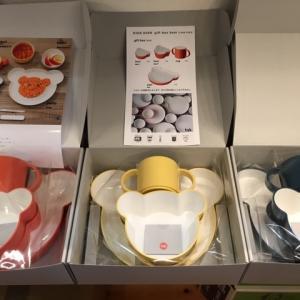 大人気で品薄のKIDS DISHgift boxようやく入荷しました!