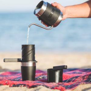 スペシャルティブリューを追求しているコーヒー愛好家の必需品...Barista&Co Twist Press