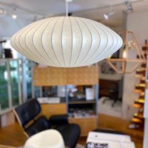 コロナ禍の中多くの注文をいただいていたNELSON BUBBLE LAMP SAUCER MEDIUMがようやく...。