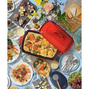 毎日のお料理~おうちパーティまで様々なシーンで活躍する食卓の主役が、4~5人で愉しめるグランデサイズに。