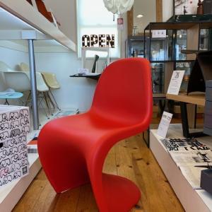 VernerPanton PANTON CHAIR classic red展示開始しました。