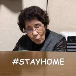 新型コロナウィルスによる生活の変化… STAY HOME.....