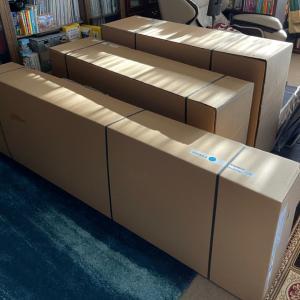 巣ごもり用ソファーベッド組み立てダイエットは如何!  「末広庵 」の巻