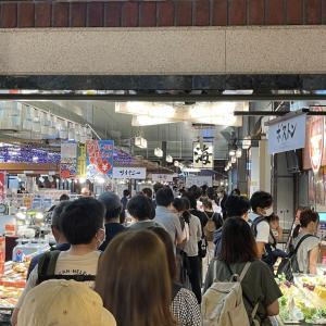 「仙臺だんご いち福」の大福が期間限定でやって来た 「仙台場外市場 杜の市場」の巻 その2