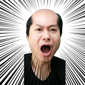 ドキュメント動画16話 ハゲてきたから抵抗する!
