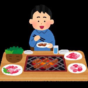 牛角で豪遊!焼肉食べ放題1980円!